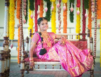 Bhargavi-wedding