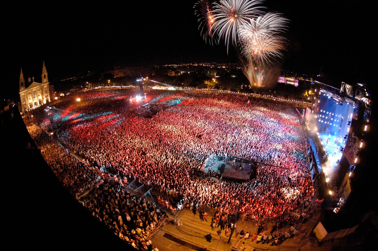 isle of malta festival