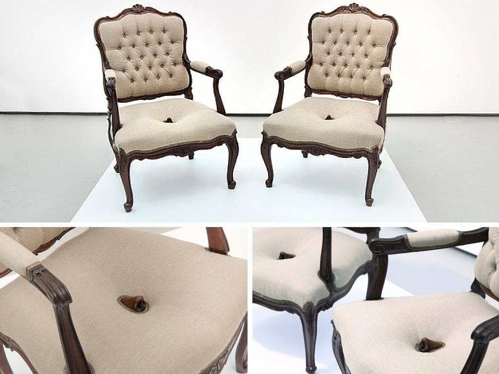 Yoan Capote, Lección de Diplomacia (Nose Chair)