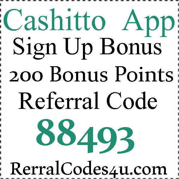 Cashitto Referral Codes 2016-2021, Cashitto Mobile Download Android and Iphone