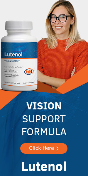 Luthenol - Eye and Vision Support