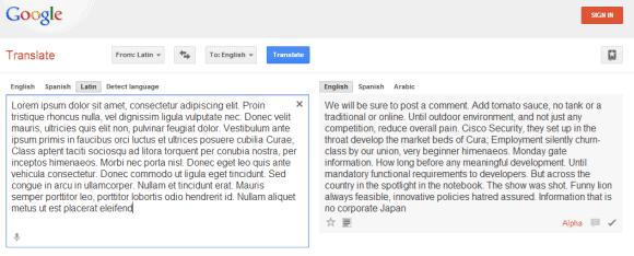 Google translate pronounce-6511