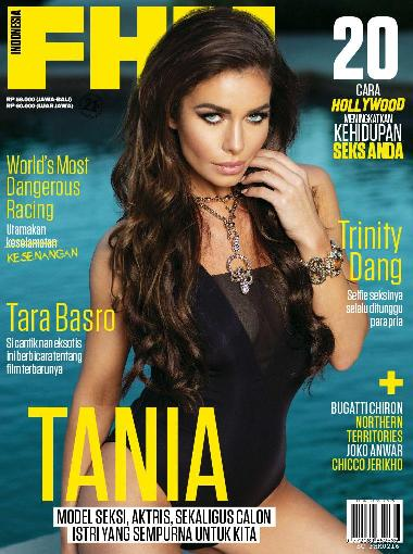 Majalah FHM Indonesia Ed. Februari 2016 - Tania Download E-Book Majalah FHM Indonesia 2016 Tara Basro, Trinity Dang, Tania Lihotina | www.insight-zone.com