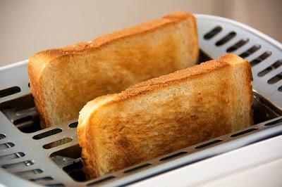 acrilamida en tostadas