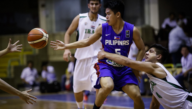 Batang Gilas def. Iraq, 96-79 (REPLAY VIDEO) 2016 FIBA Asia U18