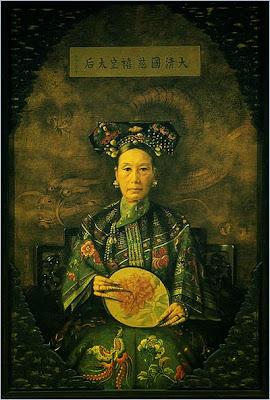 พระนางซูสีไทเฮา (Empress Dowager Cixi)