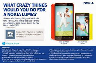 nokia - CONTEST - Win Nokia Lumia 1520