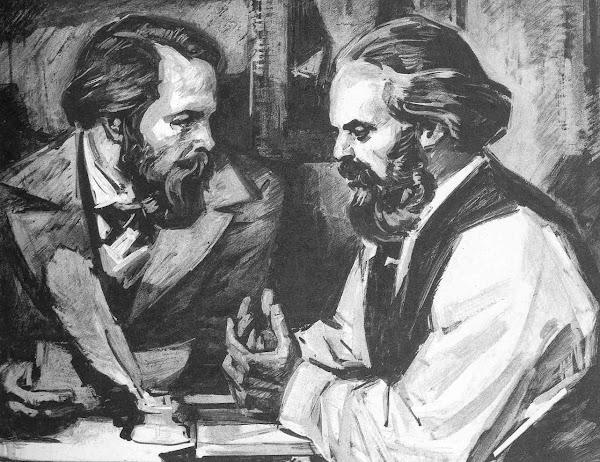 Karl Marx y Friedrich Engels | Obras Completas en 54 Libros (PDF)