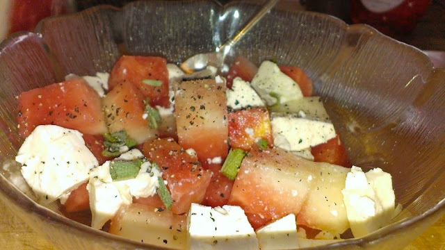 Fort Lauderdale Personal Chef - Watermellon Salad