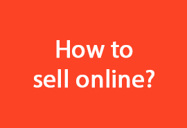 How to sell online?
