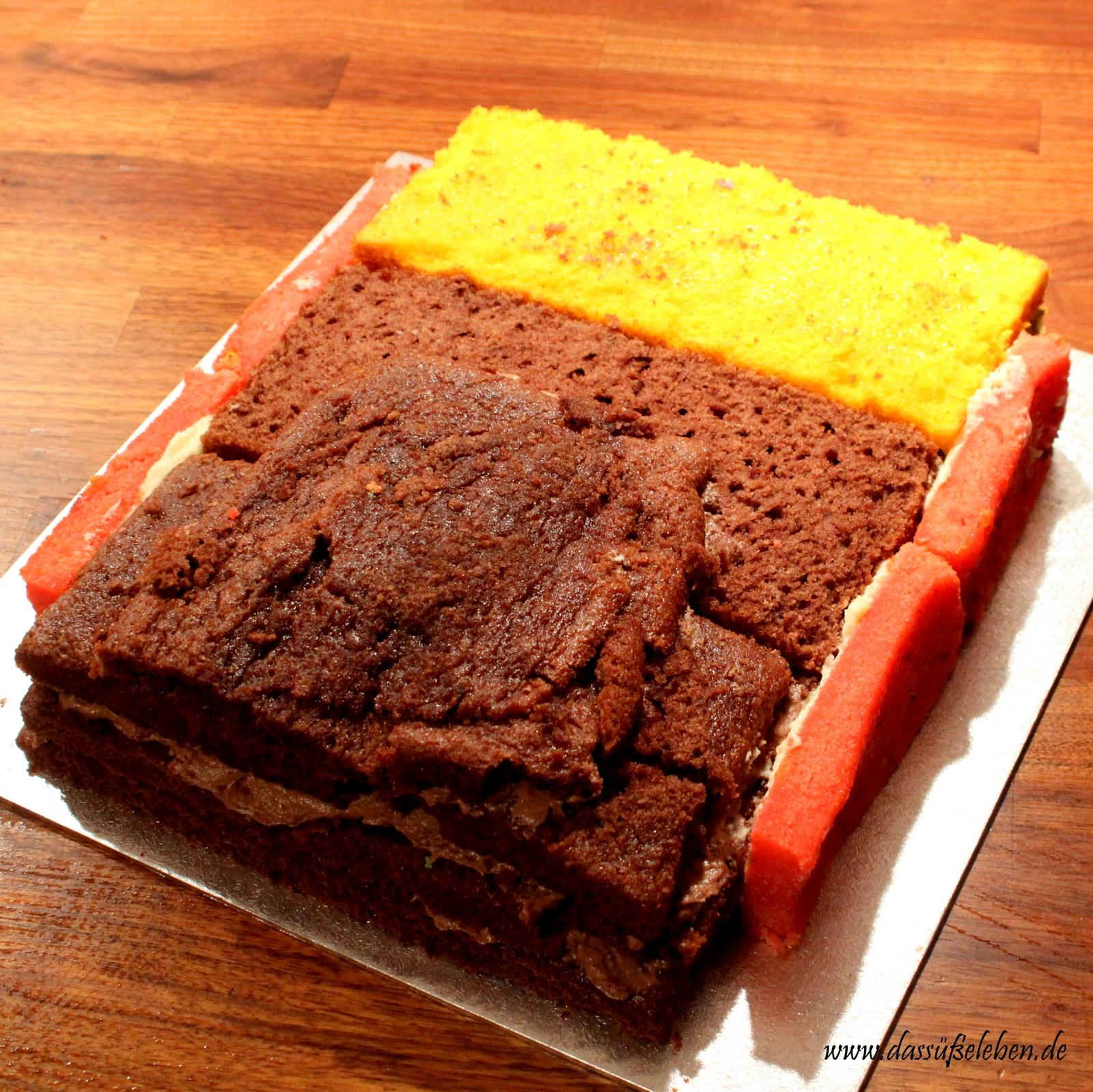 Rezept Schulranzen Torte Zur Einschulung Das Süße Leben