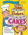 jake bakes cakes - a silly rhyming picture book for kids