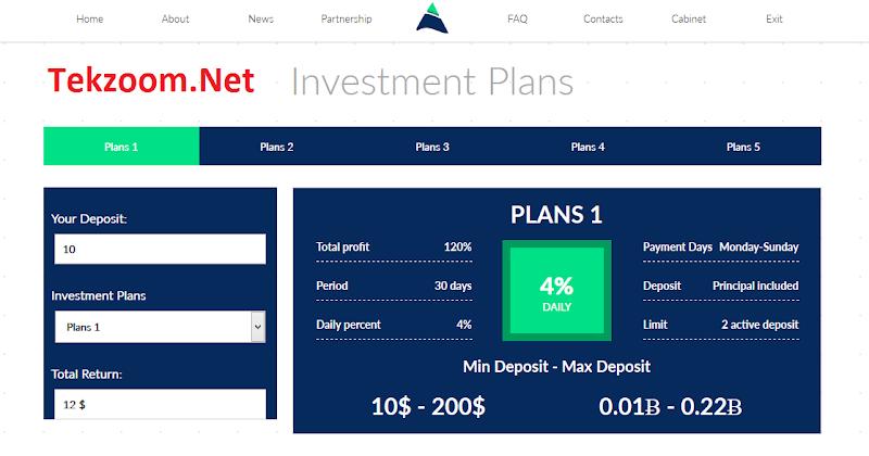 [SCAM] Review Vianemo - Lãi 1.07 - 4% hằng ngày - Đầu tư tối thiểu 10$ - Thanh toán tức thì