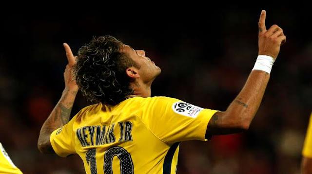 Chào mừng kỷ nguyên Neymar Saint-Germain!
