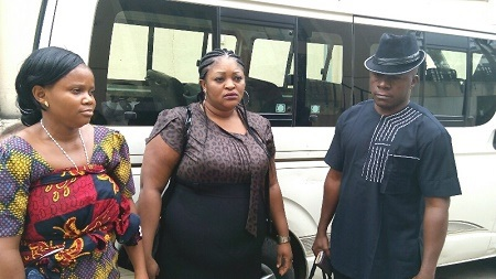 EFCC Arraign Three for Allegedly Conniving to Steal N3.7m Gratuity of a Late Employee (Photo