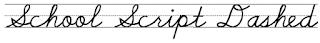 http://www.dafont.com/es/school-script-dashe.font
