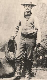 Arthur Clarke Huidekoper Badlands Rancher