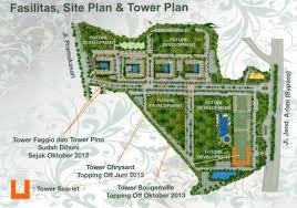 Lokasi Green Pramuka City