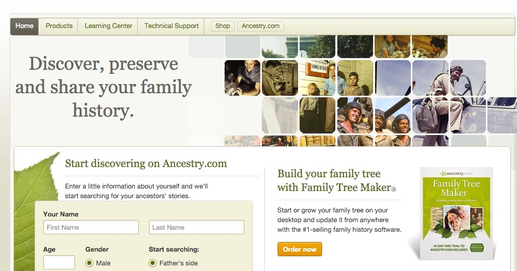 Genealogy\u0027s Star Ancestry drops Family Tree Maker Software as - support ancestry com