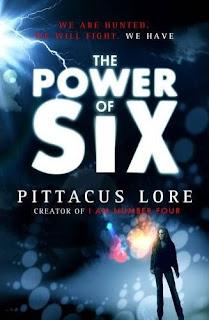 Resenha: O Poder dos Seis, de Pittacus Lore. 16