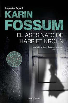 El asesinato de Harriet Krohn - Karin Fossum (2004)