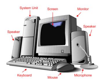 Komponen Pembangun Sistem Komputer