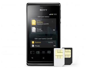 Harga Sony Xperia E dual C1605 Terbaru