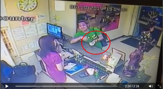 'Palit Pera Budol Budol' gang strikes again, caught in viral CCTV video