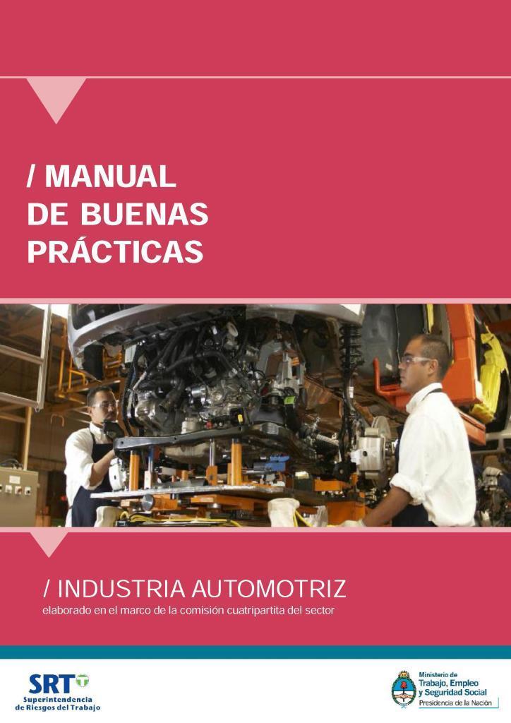 Manual de buenas prácticas: Industria automotriz