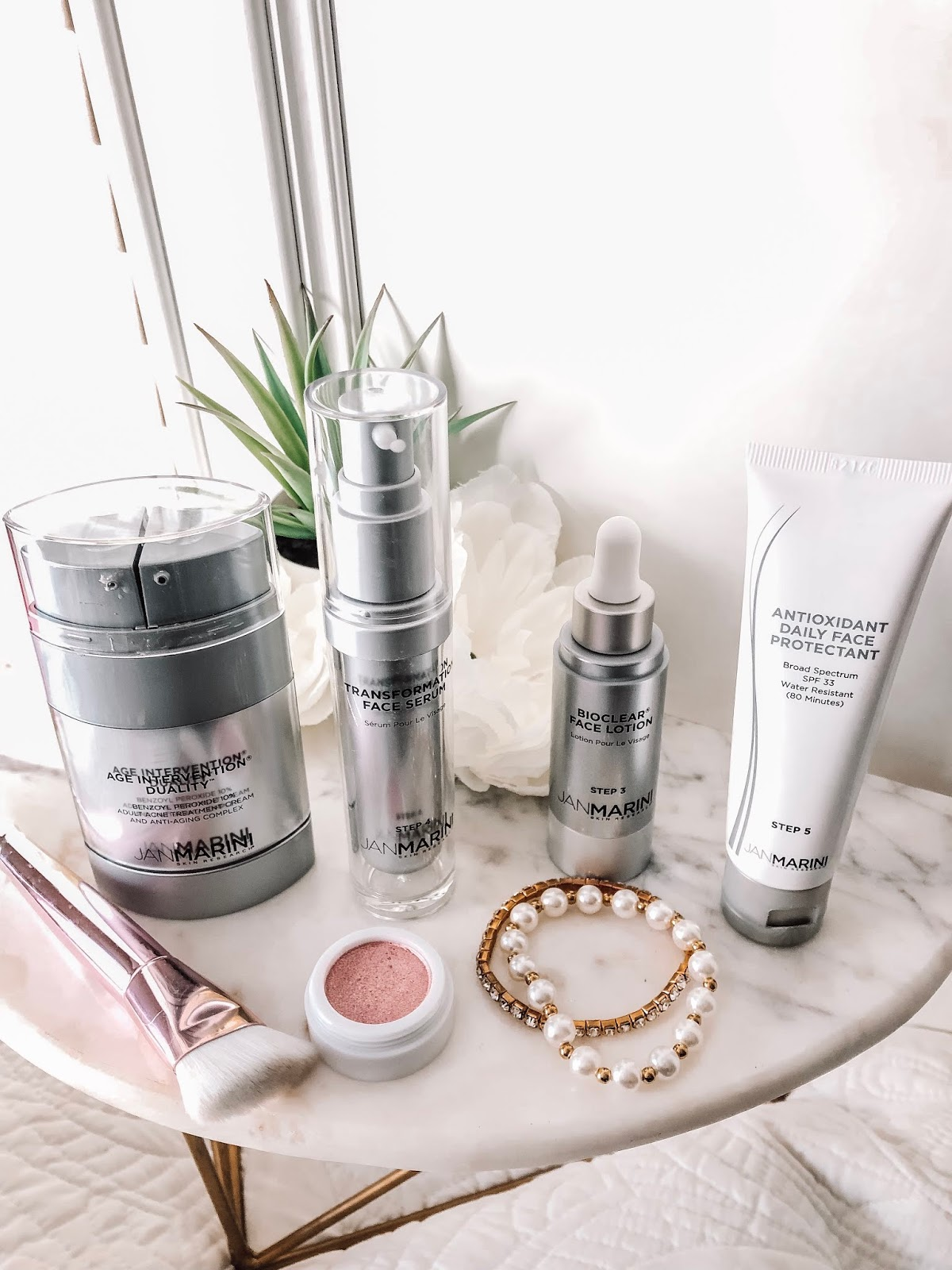 skin care products by jan marini
