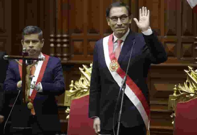 Gobierno peruano amenaza a venezolanos en ese país para que asistan a marcha pidiendo invasión
