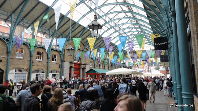Covent Garden Market - Londres