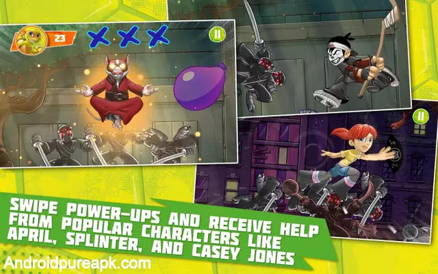 TMNT: Half-Shell Heroes Apk Download Full