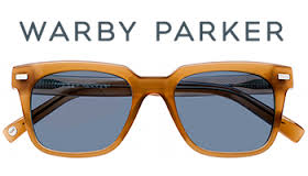 Brick-and-Mortar Warby Parker Logo