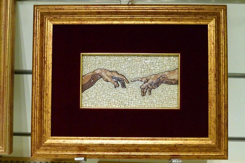 souvenir michelangelo - Souvenir em Roma