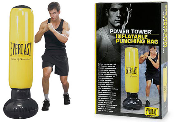 Bag Jeans Images Everlast Inflatable Punching