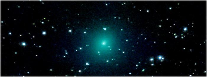 cometa verde 46 p wirtanen