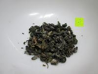Teeblätter getrocknet: Emerail Premium Grüner Tee - Ziran