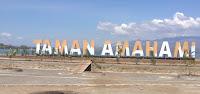 Progres Pekerjaan Proyek Taman Amahami Senilai Rp8,4 Milyar Capai 90 porsen