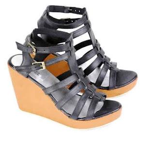 Sandal Wedges Cantik Yang Paling Disukai Wanita 201605