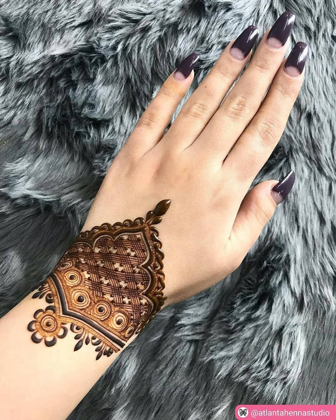 Mehendi Designs For Wrist Part 2 Mehndi Design: 40 Latest Mehndi Designs To Try In 2019