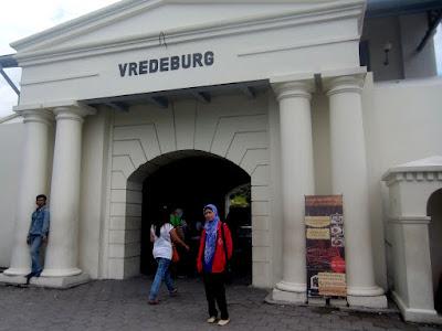 Jalan-jalan murah di Yogyakarta