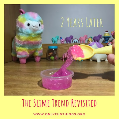 The Slime Trend – 2 Years Later! Is Slime still Relevant? How far has this Trend come?