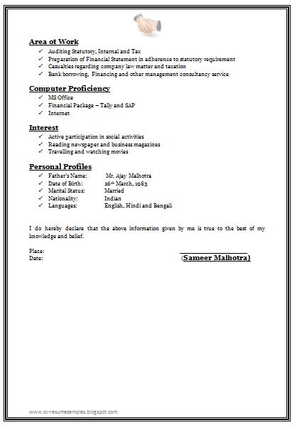 Resume Examples Basic Resume Examples Basic Resume Outline Sample