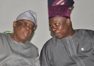 Amosun and Osoba