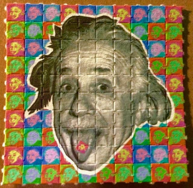 Einstein blotter