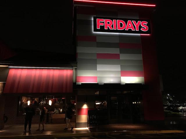 TGI Fridays Orlando