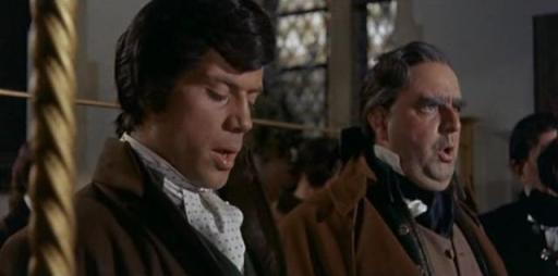 Oliver Reed en Captain Clegg
