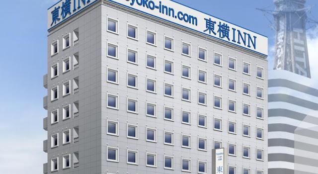 東橫INN 大阪通天閣前 Toyoko Inn Osaka Tsutenkaku Mae