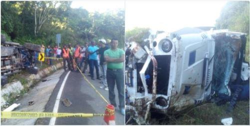 Los peloteros Yordano Ventura y Andy Marte fallecieron en diferentes accidentes automovilísticos en República Dominicana, la madrugada del domingo, informaron las autoridades del país caribeño.